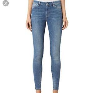 Allsaints NWT Grace Skinny Jeans
